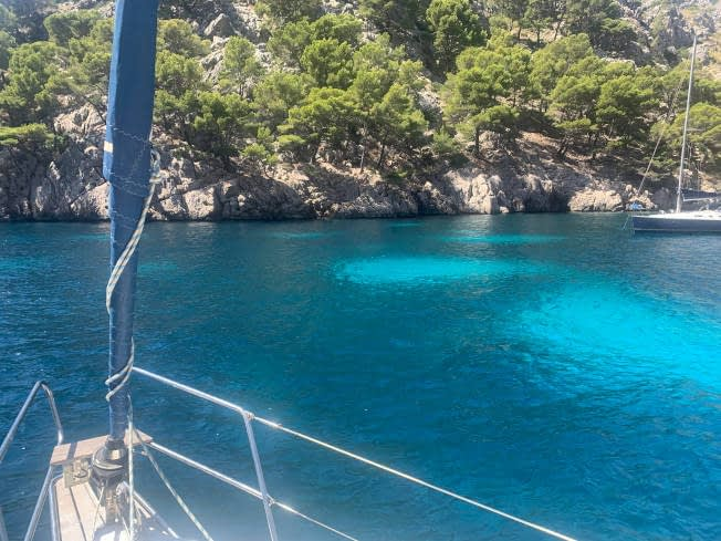 Vacaciones en el mar