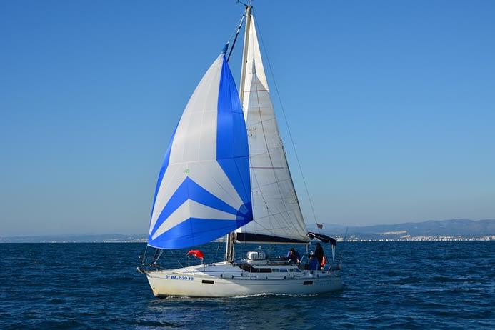 club de navegación en Castelldefels